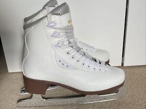 Ladies Graf Bolero Ice Skates Size 38