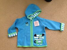 NWT NEW Hanna Andersson Best Ever Toddler Boy Quiltie Jacket Blue Dog 90 3T