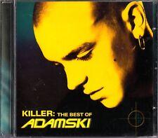 ADAMSKI - Killer CD 1999 The Best Of Dance Music Greatest Hits (Adam Tinley)