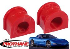 Prothane 7-1165 Rear Sway Bar Bushing Insert Kit 19mm 97-04 Chevy Corvette C-5