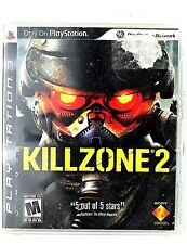KILLZONE  2 Sony PlayStation 3, 2009 No Scratches or Nicks Free Shipping!