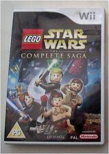 Lego Star Wars The Complete Saga Wii Pal