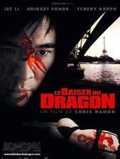 Affiche 120x160cm LE BAISER MORTEL DU DRAGON 2001 Jet Li, Bridget Fonda BE