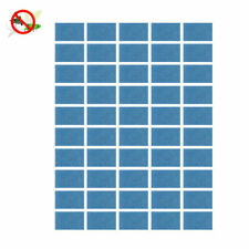 50 Pcs Mosquito Repellent Insect Bite Mat Tablet Refill Replace Pest Repeller..