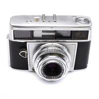 Agfa Silette-LK Rangefinder 35mm Camera with Apotar 45mm f/2.8 Lens