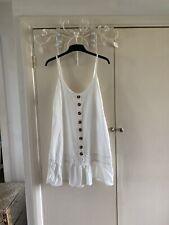Womens Ladies Summer Sleeveless Mini Dress Backless Casual Beach Holiday Dresses