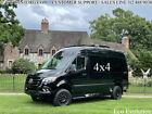 2022 Mercedes-Benz Sprinter  4x4 Mercedes-Benz Sprinter Limousine Eco Evolution G 63 Midwest AMG Maybach