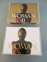 Woman 1 & 2 The Best of Female Singers -  Double Cassette Tape