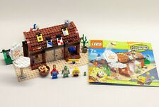Lego 3825 SpongeBob SquarePants Krusty Krab Restouran Krabs Squidward