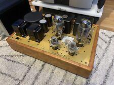 Simple Pleasure Tube Amp Shiny Eyes SET 45 Amplifier W/ Emission Labs 45