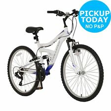 Challenge Tulip Dual Suspension 26 Inch Female. From the Argos Shop on ebay