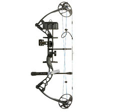 Diamond Compound Bow Infinite Edge Pro Package RH Black