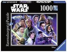 RAVENSBURGER DISNEY JIGSAW PUZZLE STAR WARS: LIMITED EDITION 7 - 1000 PCS #19888