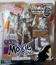 Moxie girls Clothes design set