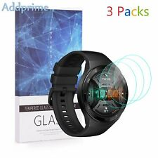For HUAWEI Watch GT 2e Sport Tempered Glass Screen Protector 9H Hardness 3 Packs