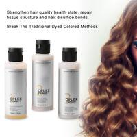 3pcs Oplex Bond Repair Connections Damaged Hair Strengthen Toughness Treatment