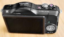 Panasonic LUMIX DMC-GF3 12.1MP Digital Camera - Black (Body Only)
