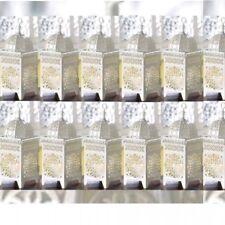 12 Lot White Moroccan Marrakech Lantern Candle Holder Wedding Centerpieces