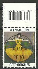 Dipinto-KURZWELL/Austria MiNr 2677 o solo tag tempio