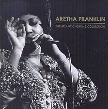 The Atlantic Albums Collection [Box] by Aretha Franklin (CD, Nov-2015, 19 Discs, Atlantic (Label))