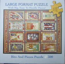 Twelve Days of Christmas ~ 300 XL Piece Bits & Pieces Jigsaw Puzzle
