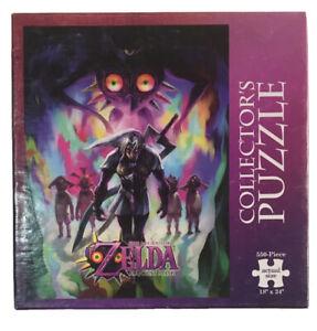 The Legend Of Zelda Majora's Mask Collectors Puzzle 550 Piece FREE  POST