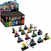 LEGO Minifigures DC Super Heroes Series 71026 Collectible Set, New 2020