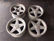 4 AZEV Felgen 5/130 7,5 & 8,5x17 ET13/25 Porsche  911 964 924 944 928