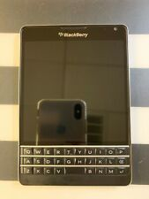 BlackBerry PASSPORT (SQW100-3) -32GB -AT&T Only -CHECK IMEI *Excellent* LOCKED