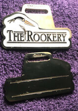 The Rookery!...Golf Bag Tag..