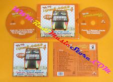 CD Compilation I Grandi Artisti Italiani Vol 4 DRUPI GABER REITANO no lp mc (C2)