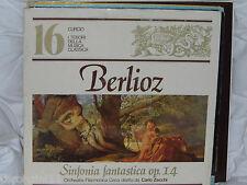 CURCIO - I TESORI DELLA MUSICA CLASSICA - N.16 - BERLIOZ - DISCO 33 GIRI
