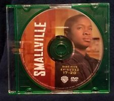 Pre-owned ~ Smallville Replacement Disc (Season 1, Disc 5, 2003)