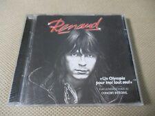 """COFFRET 2 CD """"RENAUD : UN OLYMPIA POUR MOI TOUT SEUL"""" concert integral"""