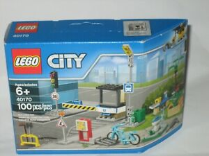 LEGO City 40170 Build My City Accessory Set Brand New Factory Sealed
