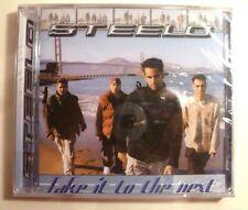 Take It to the Next by Steelo (CD, Apr-2000, Amigo) RAP - NEW/Sealed - RARE