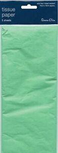 Simon Elvin Green tissue paper 75cm x 50cm