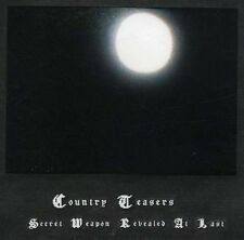 COUNTRY TEASERS Secret Weapon Revealed LP crypt headcoats gories mighty caesars