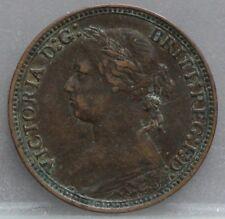 1878 Verenigd Koninkrijk - United Kingdom  1 farthing 1878 Victoria
