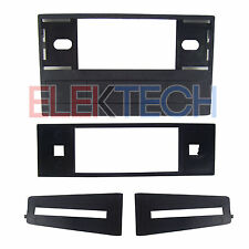 Radio Dash Mounting Kit Replacement Single DIN with Pocket Fits Honda & Acura