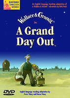 A Grand Day Out (TM): DVD by Park, Nick (Video book, 2004)