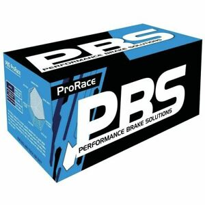 PBS Prorace Performance Brake Pads (FRONT) - Renault Clio II RS 172/182