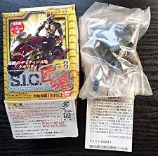 2007 Bandai SIC Takumi-Damashii Collection #08 Go Rangers Akaranger Chogokin NY