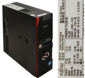 Fujitsu Primergy TX1320 M3 Barebone FCLGA1151 With CPU Cooler Without RAM HDD B1