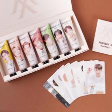 [Tonymoly Monsta X] 7 Hand cream Set+8 Photo Cards+Secret+Tracking No+Gift