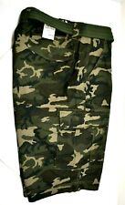 Footaction Usa Cargo Short Men's Camouflage Size 38 FREE SHIPPING BRAND NEW