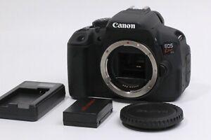 Excellnet CANON EOS Rebel T5i 700D Kiss X7i 18.0MP Digital camera JAPAN 201361
