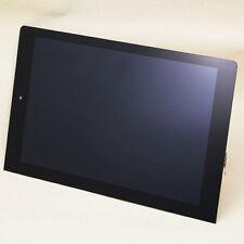 Lenovo IdeaTab yoga tablet B8000 LCD SCREEN+Touch Screen Digitizer ,Black nero