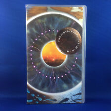 PINK FLOYD: Pulse Earl's Court (ULTRA RARE OUT OF PRINT 1995 PAL VHS Video Tape)