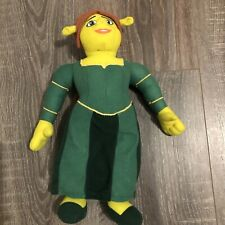 "2004 Nanco Dreamworks Shrek Princess Fiona Plush Doll Stuffed Animal Toy 14"""